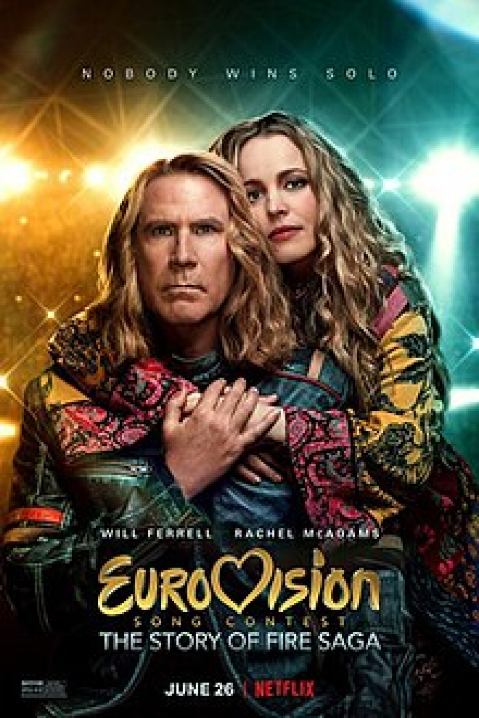 EUROVISION SONG CONTEST: THE STORY OF FIRE SAGA | NETFLIX (2020)