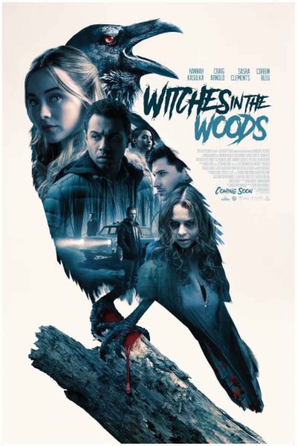 WITCHES IN THE WOODS (2019) คำสาปแห่งป่าแม่มด