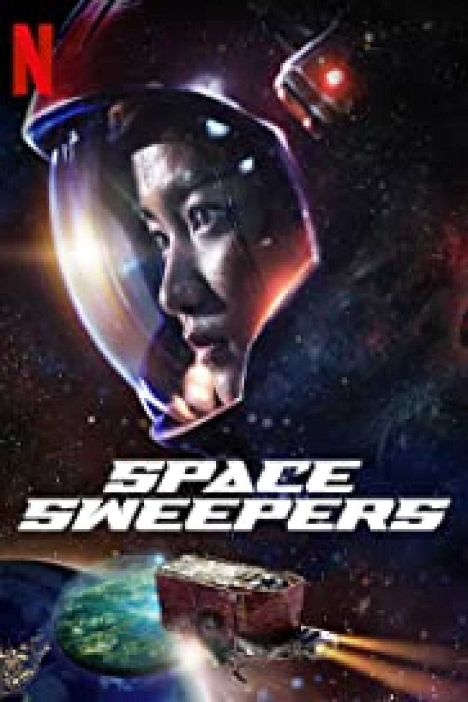 SPACE SWEEPERS | NETFLIX (2021)