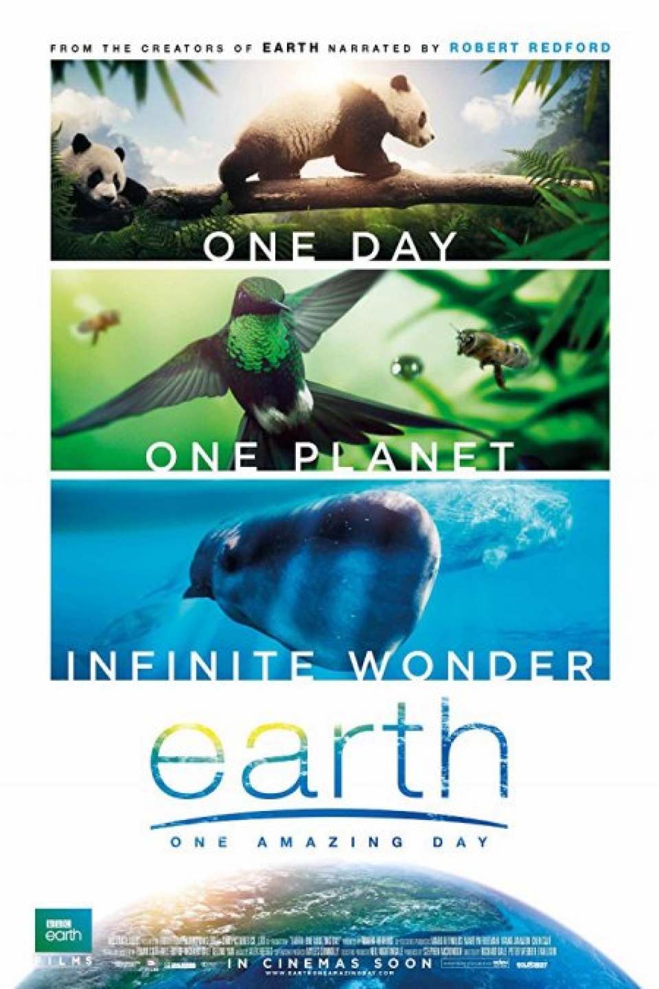EARTH ONE AMAZING DAY (2017)