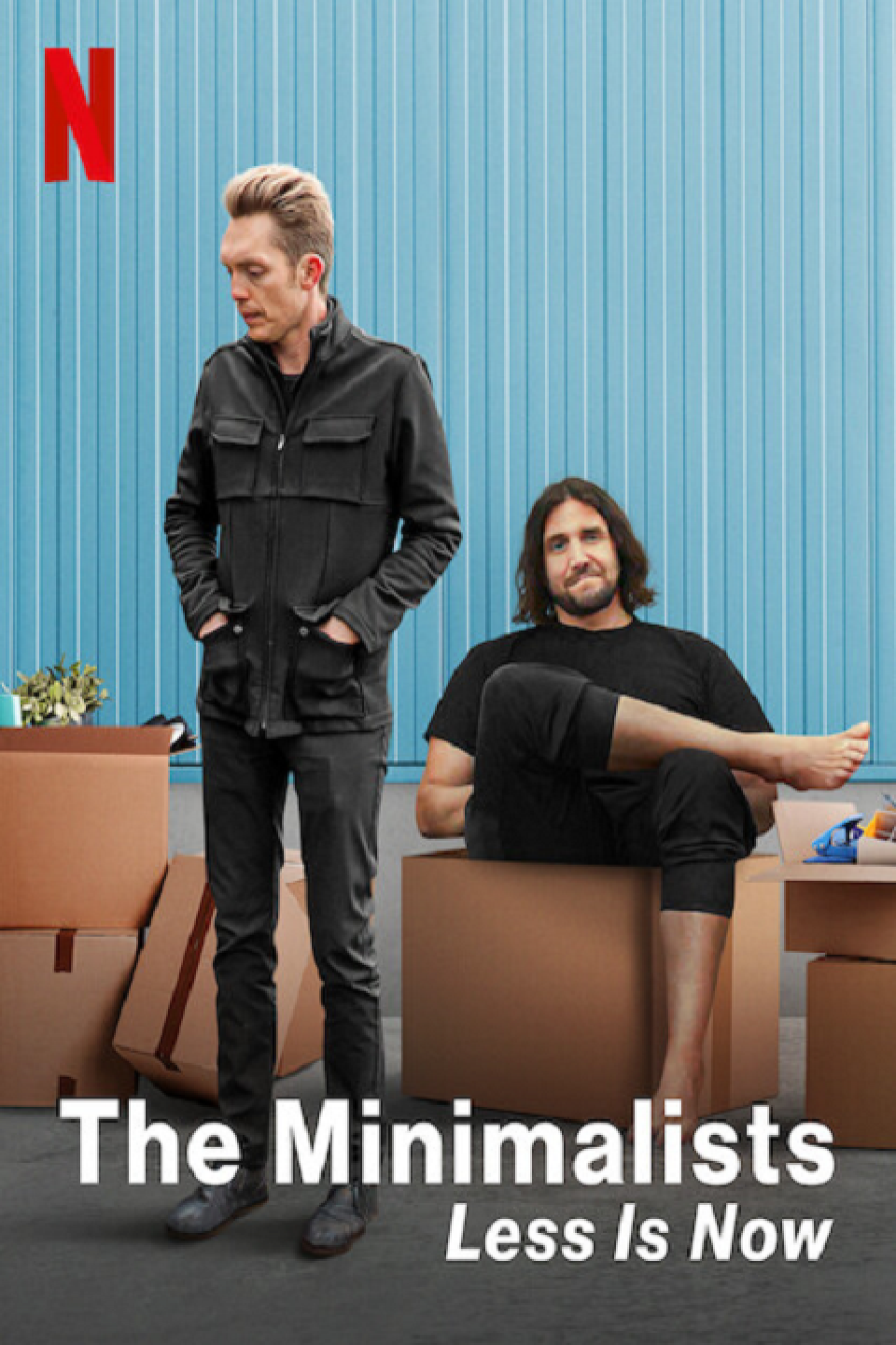 THE MINIMALISTS: LESS IS NOW | NETFLIX (2021)