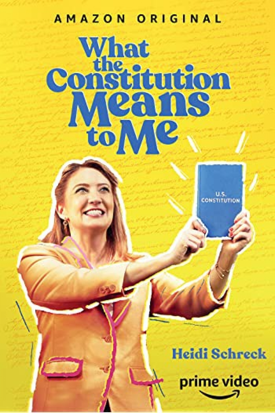 WHAT THE CONSTITUTION MEANS TO ME (2020) AMAZON